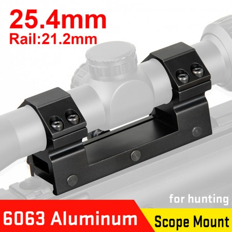 25.4mm Rifle Scopes...