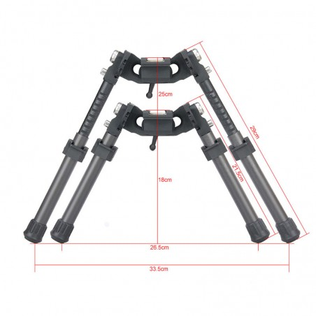 LRA-Light Tactical Bipod...