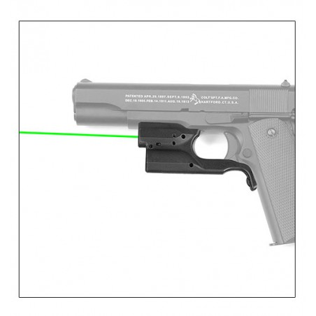 green laser sight for 1911